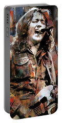 Rory Gallagher Portable Battery Charger