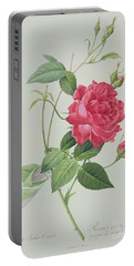 Rosa Indica Cruenta Portable Battery Charger