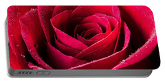 Rose After The Rain Portable Battery Charger
