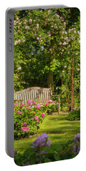Rose Arbor Portable Battery Charger