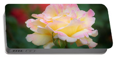 Rose Beauty Portable Battery Charger