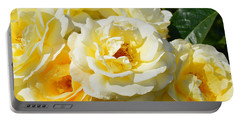 Rose Bush Portable Battery Charger