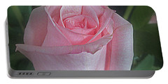 Rose Dreams Portable Battery Charger