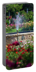 Rose Fountain Portable Battery Charger