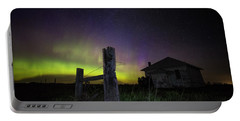 Portable Battery Charger featuring the photograph Rose Hill by Aaron J Groen