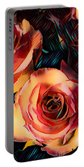 Rose N Twilight Portable Battery Charger