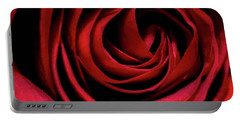 Rose Of Love Portable Battery Charger
