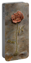Rose Of Regeneration Portable Battery Charger