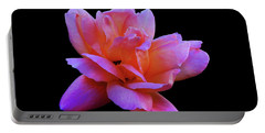 Portable Battery Charger featuring the photograph Roseline by Mark Blauhoefer