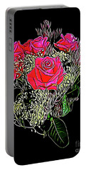 Roses 19718 Portable Battery Charger