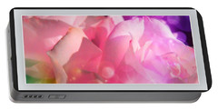 Roses #9 Portable Battery Charger