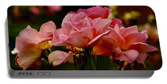Roses By The Bunch Portable Battery Charger