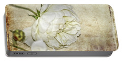 Portable Battery Charger featuring the photograph Roses by Carolyn Marshall