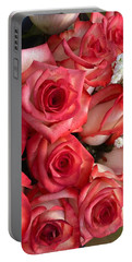 Roses For God Portable Battery Charger