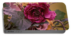 Roses In Oils Portable Battery Charger
