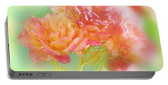 Roses In Threes Portable Battery Charger