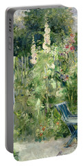 Roses Tremieres Portable Battery Charger