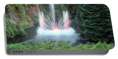 Ross Fountain Portable Battery Charger