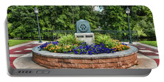 Rotary Park Monument Garden Portable Battery Charger