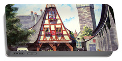 Rothenburg Memories Portable Battery Charger