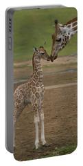 Rothschild Giraffe Giraffa Portable Battery Charger