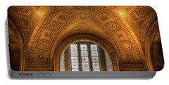 Rotunda Ceiling Royal Ontario Museum Portable Battery Charger