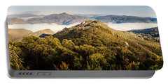Round Mountain Lookout Portable Battery Charger