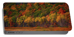 Round Valley State Park 2 Portable Battery Charger by Raymond Salani III