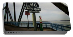 Route 66 Auto Court Portable Battery Charger