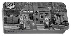 Route 66 Filling Station Portable Battery Charger