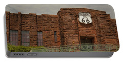 Route 66 Museum Portable Battery Charger