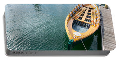 Rowboat Portable Battery Charger
