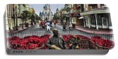 Roy And Minnie Mouse Walt Disney World Mp Portable Battery Charger