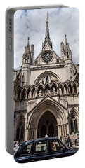 Royal Courts Of Justice In London Portable Battery Charger