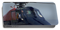 Royal Helicopter Portable Battery Charger