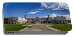 Royal Palace Of Aranjuez Portable Battery Charger