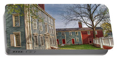 Royall House And Slave Quarters Portable Battery Charger