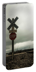 Rr Crossing Portable Battery Charger