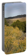 Rt 72 Utah Portable Battery Charger by Cindy Murphy - NightVisions