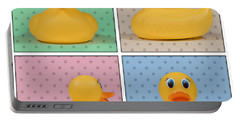 Rubber Ducky Portable Battery Charger