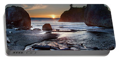 Ruby Beach #1 Portable Battery Charger