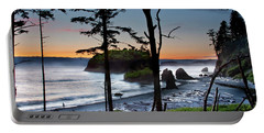 Ruby Beach #2 Portable Battery Charger