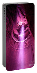 Ruby Falls Waterfall 5 Portable Battery Charger by Mark Dodd