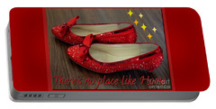 Ruby Slippers Portable Battery Charger