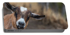 Ruby The Goat Portable Battery Charger