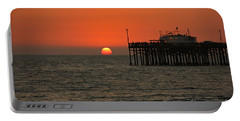 Ruby's Sunset Portable Battery Charger