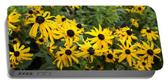 Rudbeckia Aka Black-eyed Susan Portable Battery Charger