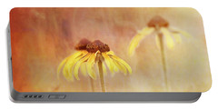 Rudbeckia Daydream Portable Battery Charger