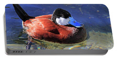 Ruddy Duck 2 Portable Battery Charger