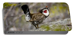 Ruffled Grouse Portable Battery Charger
